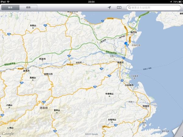 Google map 20121029
