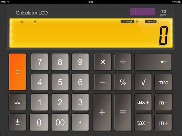 Calculator lcd 20130111 0