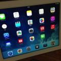 iOS 7 にアップデートした iPad ファーストインプレッション