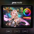 iPad 定番ペイントアプリ Procreate が2017年秋に大型バージョンアップをすると予告